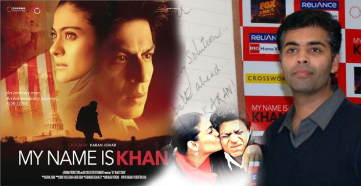 My Name is Khan - why the movie is a bogus, by Mr. Karan Johar