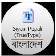 SiyamRupali-Font-Face