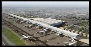 দুবাই আন্তর্জাতিক বিমানবন্দর (নমুনা চিত্র)