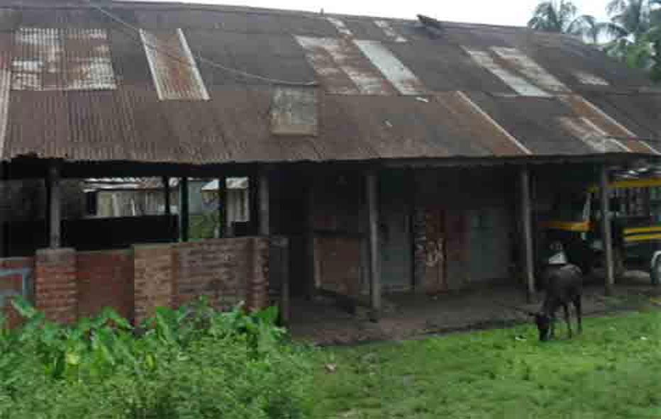 লাতু রেলওয়ে স্টেশন, শাহবাজপুর, বড়লেখা, মৌলভীবাজার